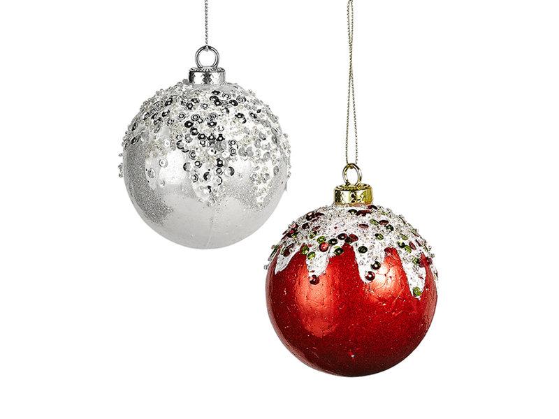 Las bolas de navidad m s vendidas de internet y las mejores ofertas - Bolas navidad transparentes ...