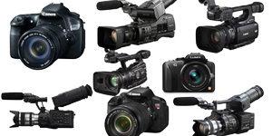 cámaras de vídeo más vendidas