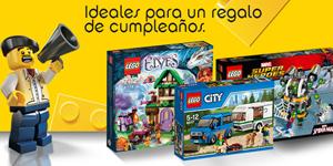 juguetes de la marca LEGO