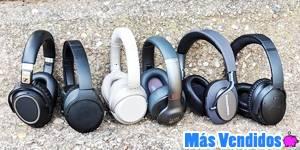 Auriculares Bluetooth más vendidos