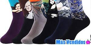 Calcetines para caballeros más vendidos