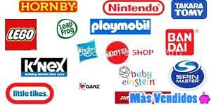 Marcas de juguetes más vendidos