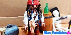 Playmobil Jack Sparrow más vendidos