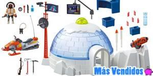 Playmobil iglú más vendidos