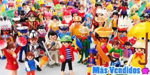 Playmobil más vendidos