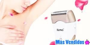 afeitadoras eléctricas para mujer más vendidas