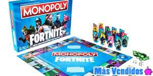 juegos de mesa del Monopoly más vendidos