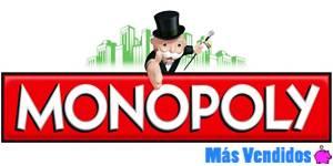 juguetes de la marca Monopoly más vendidos