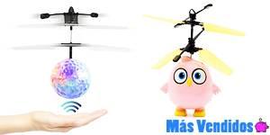 juguetes voladores más vendidos