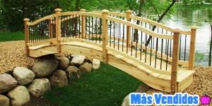 puentes de jardín más vendidos