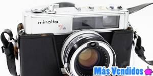 Cámara de fotos Minolta más vendidas