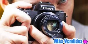 Cámara de fotos compacta más vendidas