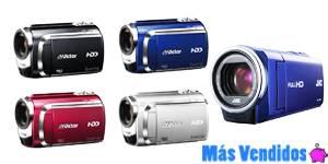 Cámaras de vídeo Jvc everio más vendidas