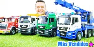 Camiones de juguete más vendidos