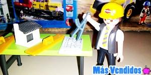 Playmobil arquitecto más vendidos