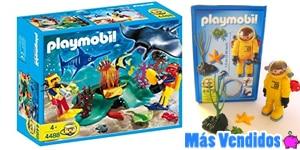 Playmobil buceador más vendidos