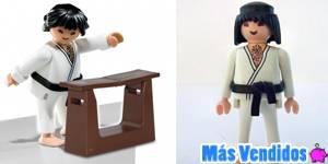 Playmobil karateca más vendidos