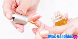aceites y cremas para cutículas para las uñas