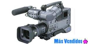 cámaras de vídeo Sony más vendidas