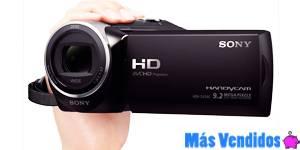 cámaras de vídeo full hd hdr-cx240b Sony