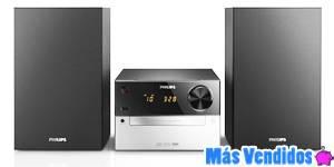 equipos de música Philips más vendidos