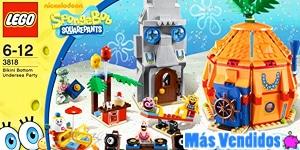 El LEGO de Bob Esponja