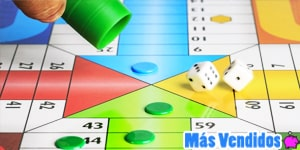 juego de mesa del Parchís